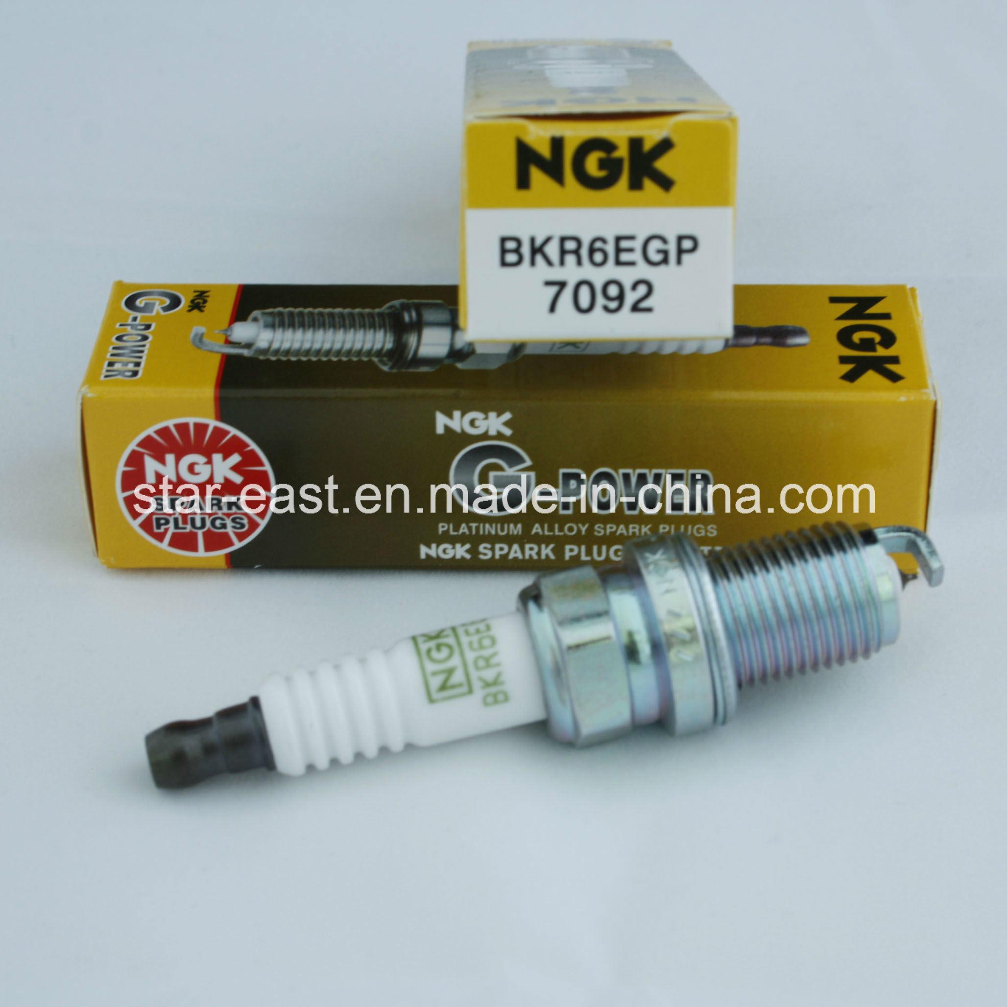 Hight Quality Spark Plug for Bkr6egp 7092 Mitsubishi/ Nissan/Toyota