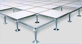 Anti-Static Steel Raised Floor with Edge (HDG)