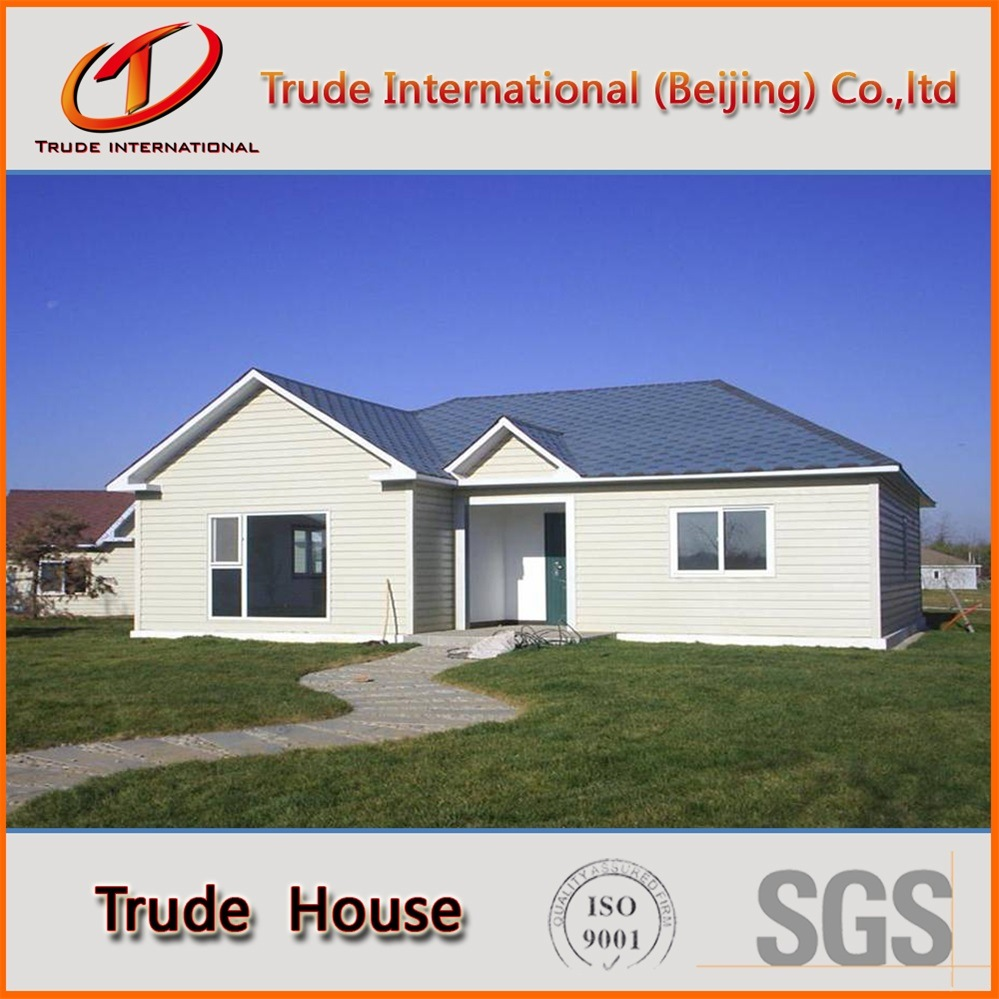 Economic Modular Building/Mobile/Prefab/Prefabricated Steel Frame Family Livinghouse