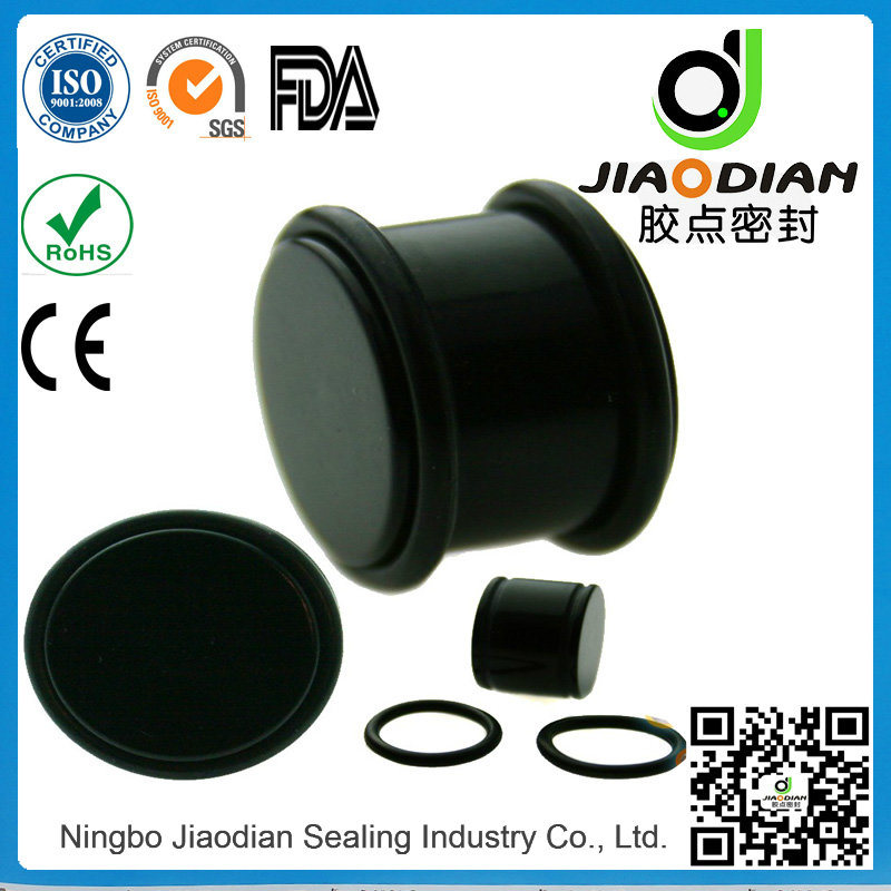 EPDM O Rings for Dust Prevention Sealing with SGS RoHS FDA Certificates As568 Standard (O-RINGS-0056)