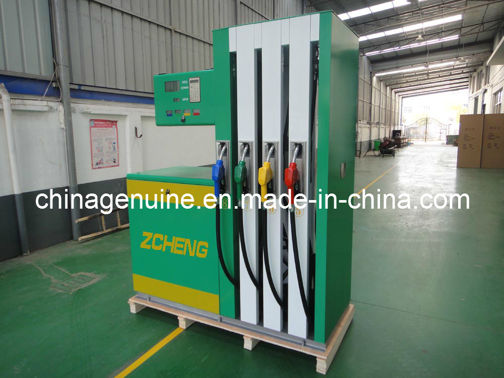 Zcheng Luxury Gas Station Fuel Dispenser