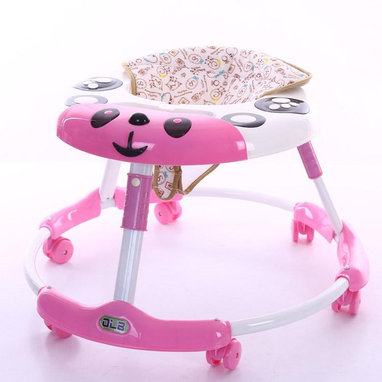 2017 Cute Design Round Baby Walker for Kids