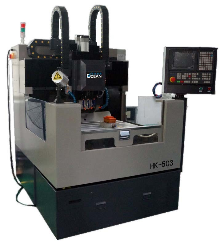 CNC Engraving and Cutting Machine with RoHS Certification