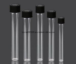 25ml Clear Tubular Glass Vial