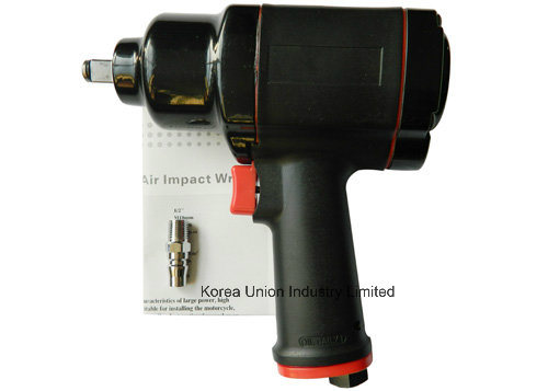 Light Weight Air Impact 1/2 Pneumatic Torque Wrench