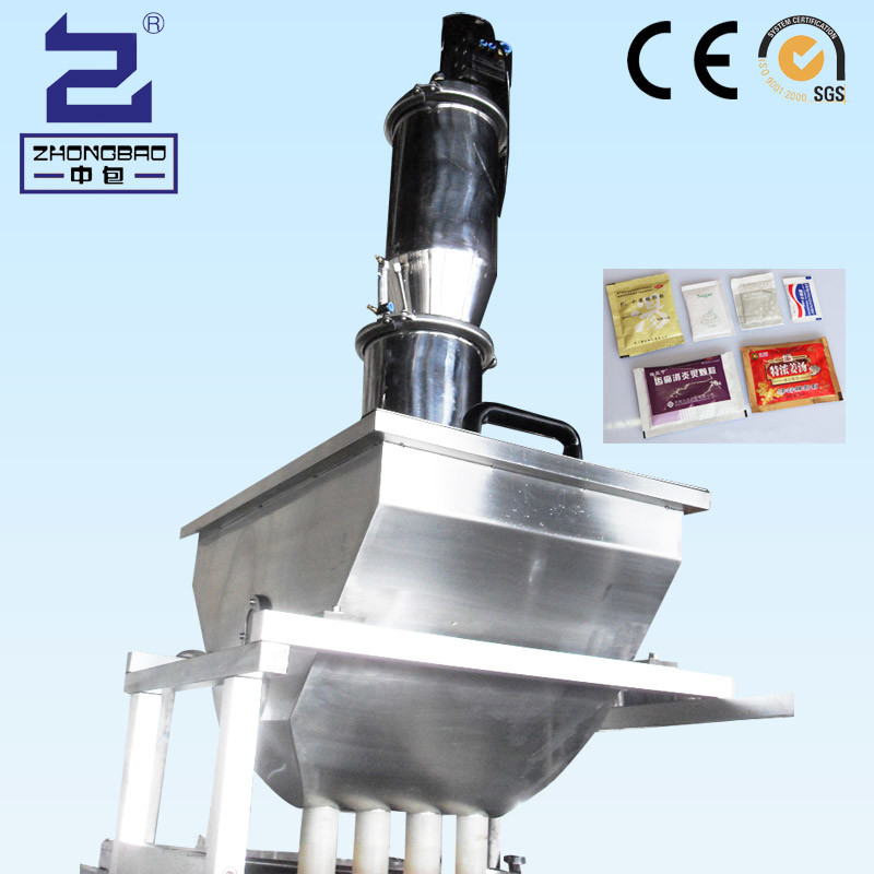 Granule Four Side Sealing & Multi-Line Packing Machine (DXDO-K500E)