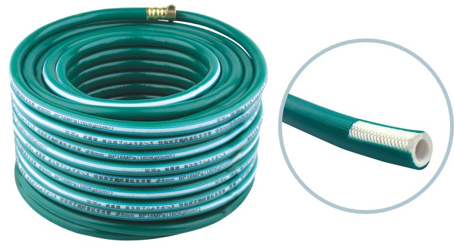 Cold -Resisted Braided Reiforced Spray Hose (BH3000)