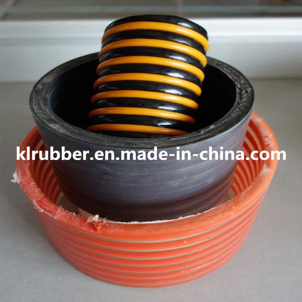 PVC Flexible Reinforced Water Suction Hose