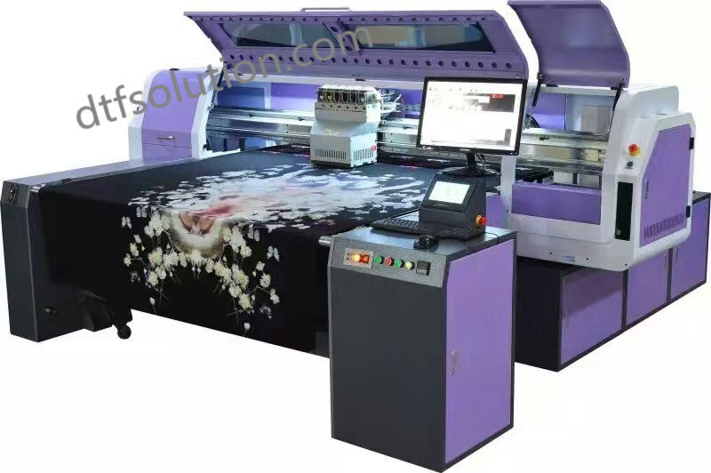 Fd1828 Digital Printer Textile Printing Machine