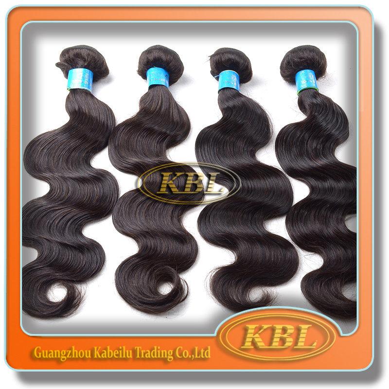 2015 Natural Human Hair Weave, Virgin Human Hair Weft, Brazilian Human Hair Extension