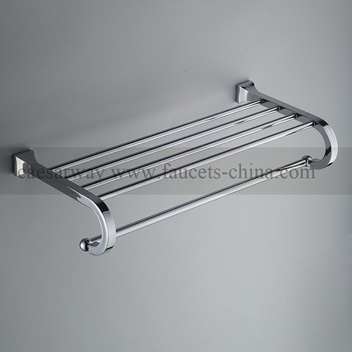 New Design Chromed Bathroom Accessories