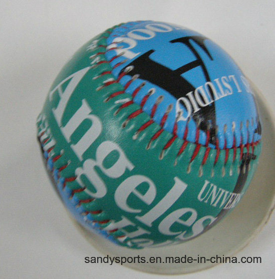 Customized Promotion PVC Leather Baseball