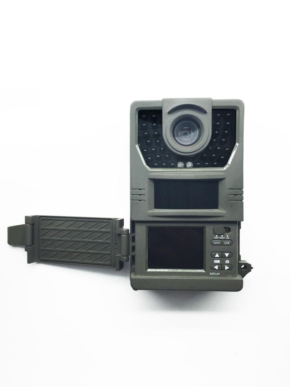 12MP 1080P IP56 Waterproof IR Trail Camera
