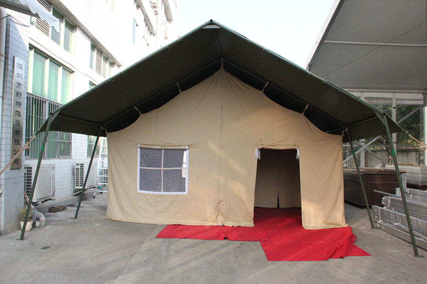 6X7m Camping Tent for Outdoor