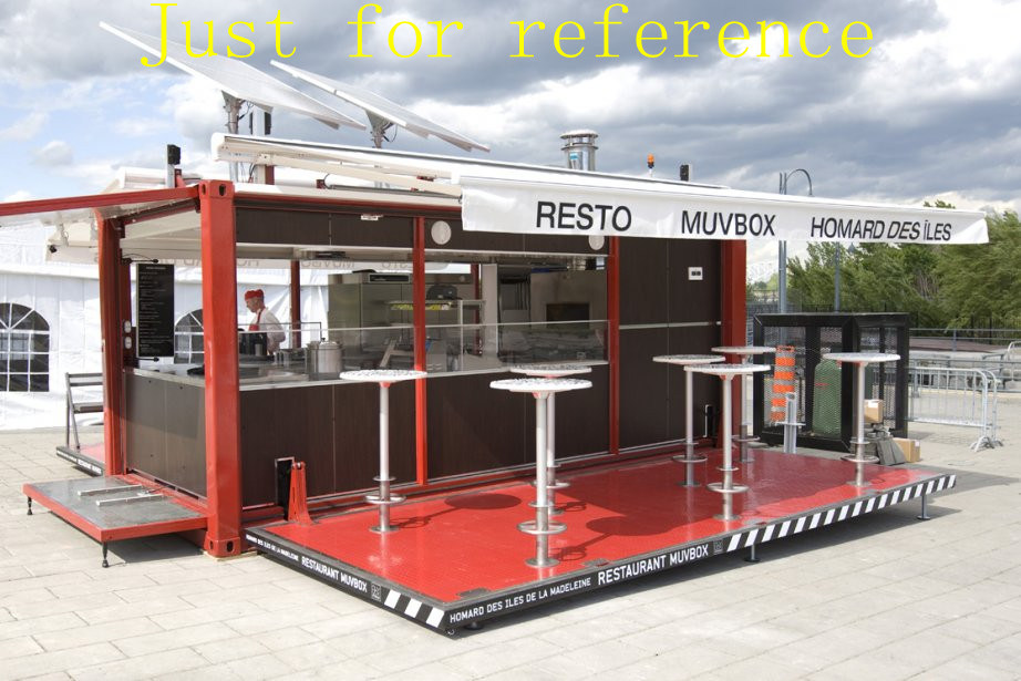 China Mobile restaurantcontainer restaurant Photos & Pictures  Madein # Wasbak Tang_150842