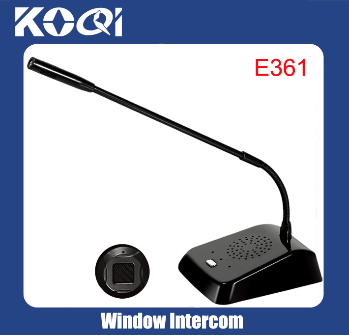 CE Window Full-Auto Two-Way Intercom Call System
