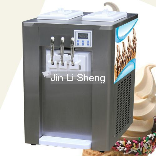 cost of frozen yogurt machine