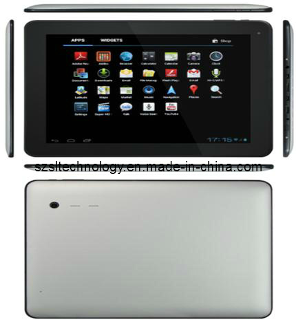 Inch IPS Tablet PC, Android 4.0 (ics) Boxchip MID, 3G/G-Sensor