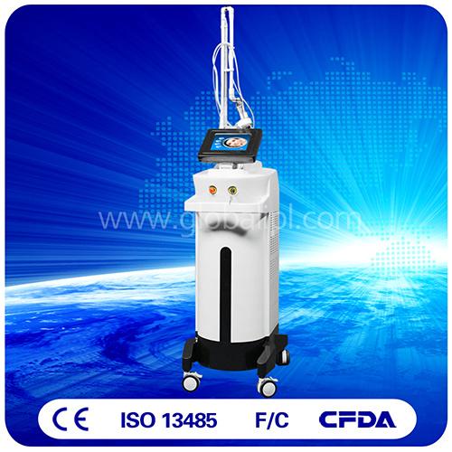Medical Laser RF Excited CO2 Fractional Laser Machine