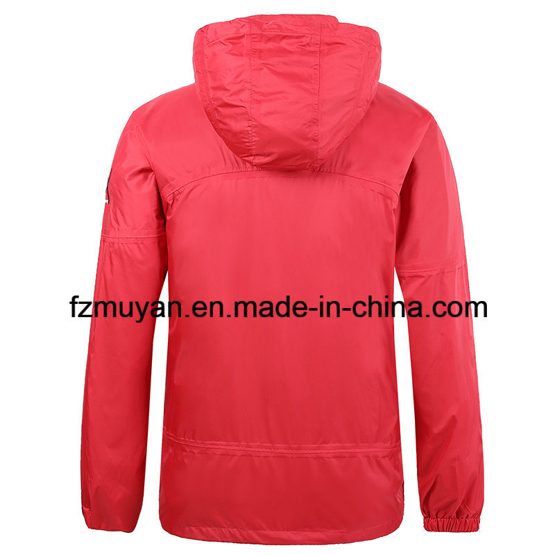 Soft Shell Hooded Waterproof Jacket