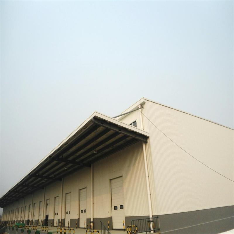 Prefabricated Steel Structure Building Shed