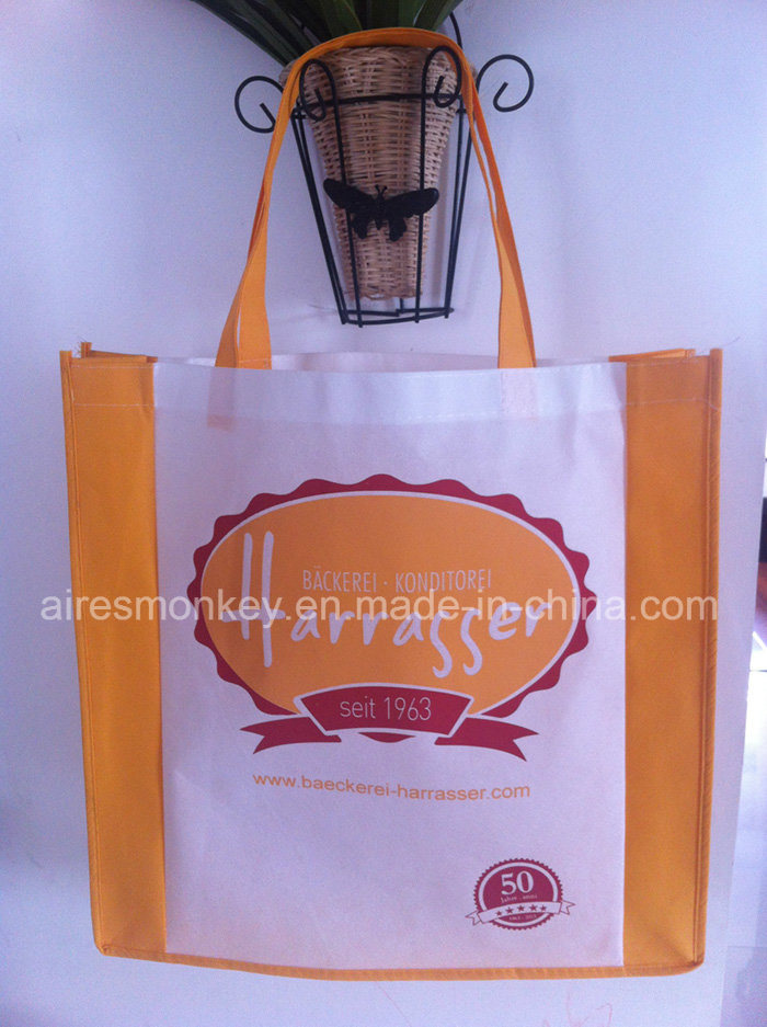 Custom New Design Foldable Shopping Nonwoven Bag with Low Price