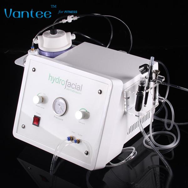 Water Diamond Dermabrasion Skin Peeling Hydra Facial Oxygen Skin Rejuvenation Dermabrasion Machine