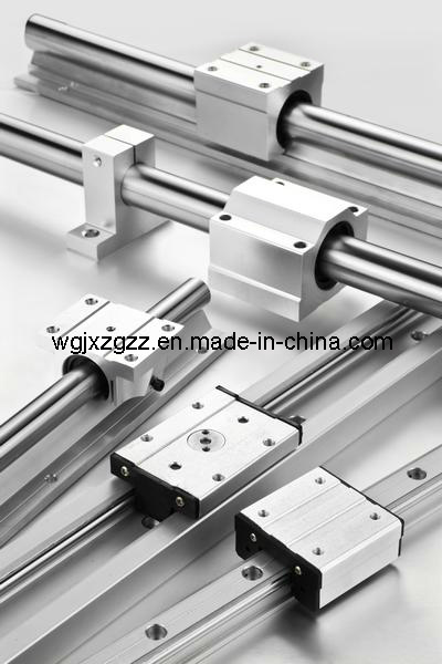 100% Manufactory Selling 4mm--150mm Linear Shaft (Linear Rail Rod)