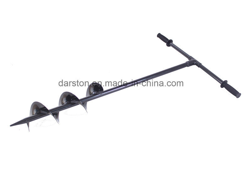 150mm Round Tube Hand Earth Auger