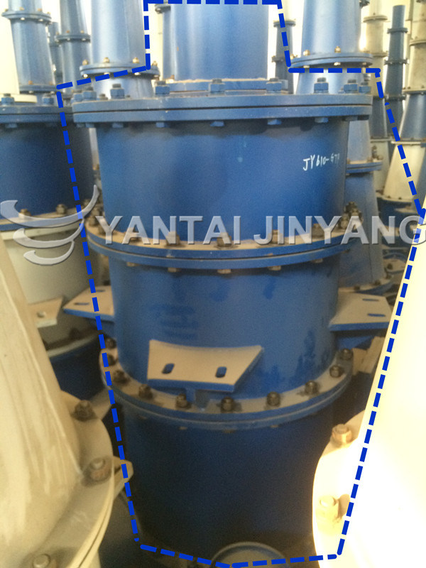 Hydrocyclone Separators- Large Cone Angle Flat Hydrocyclone/Cyclone