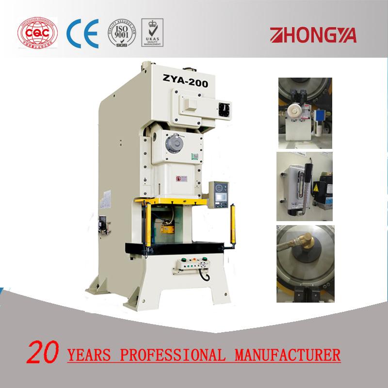 C-Series Zya-110ton High- Precision Power Press Machine