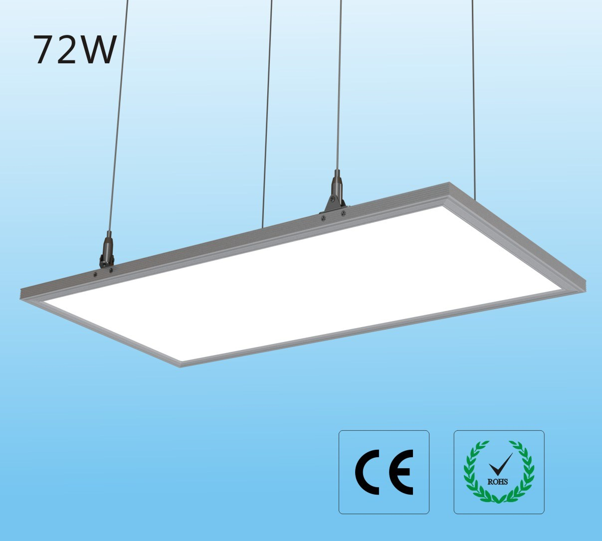LED Panel Light 72W SMD LED Panel Light