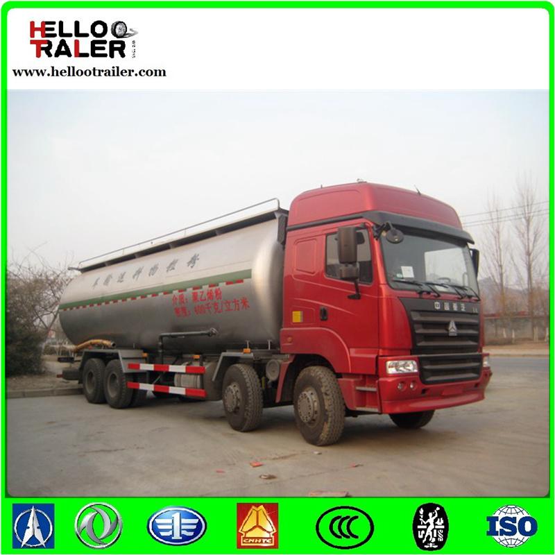 HOWO 8X4 Mixer Tank Truck 30m3 Bulk Cement Truck