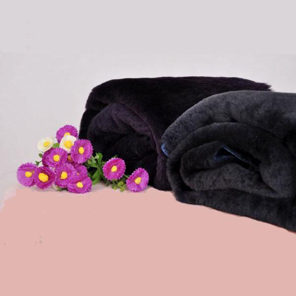 Australian Merino Sheepskin Mouton for Lady Fur Coat