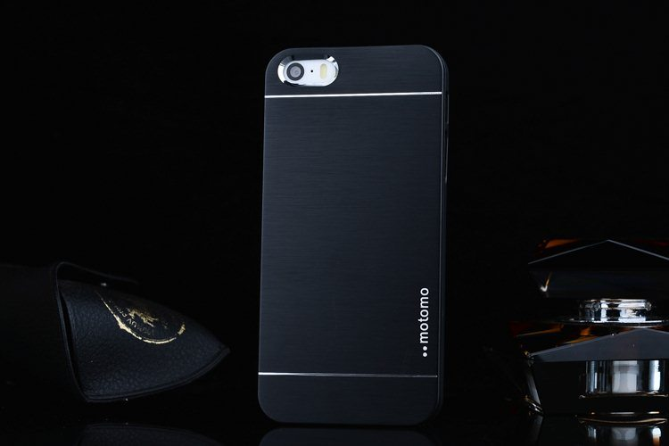Brushed Aluminium Case for iPhone 5/5s (KT-11039)