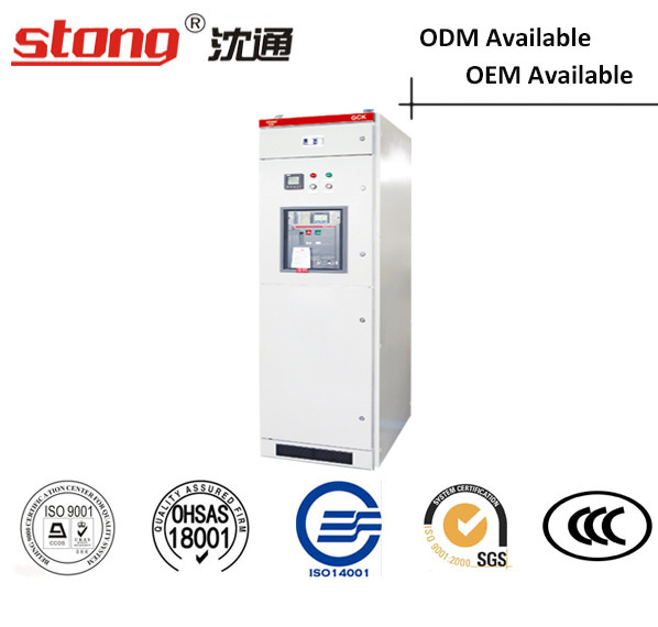 Stong Gck Low-Voltage Switch Device Withdrawable Switchgear