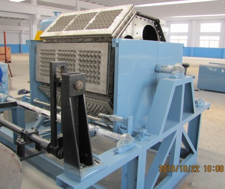 Zj Rotary Drum Egg Tray Machine