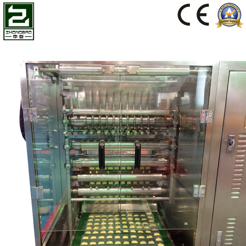 Multi-Line Small Sachet Powder Four-Side Sealing Packing Machine