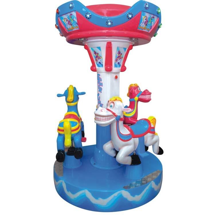 2016 Hot Sale! Amusement Equipment Kiddie Carousel for Children (D009)