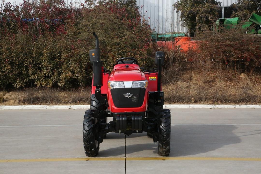 35HP 4 Wheel Tractor