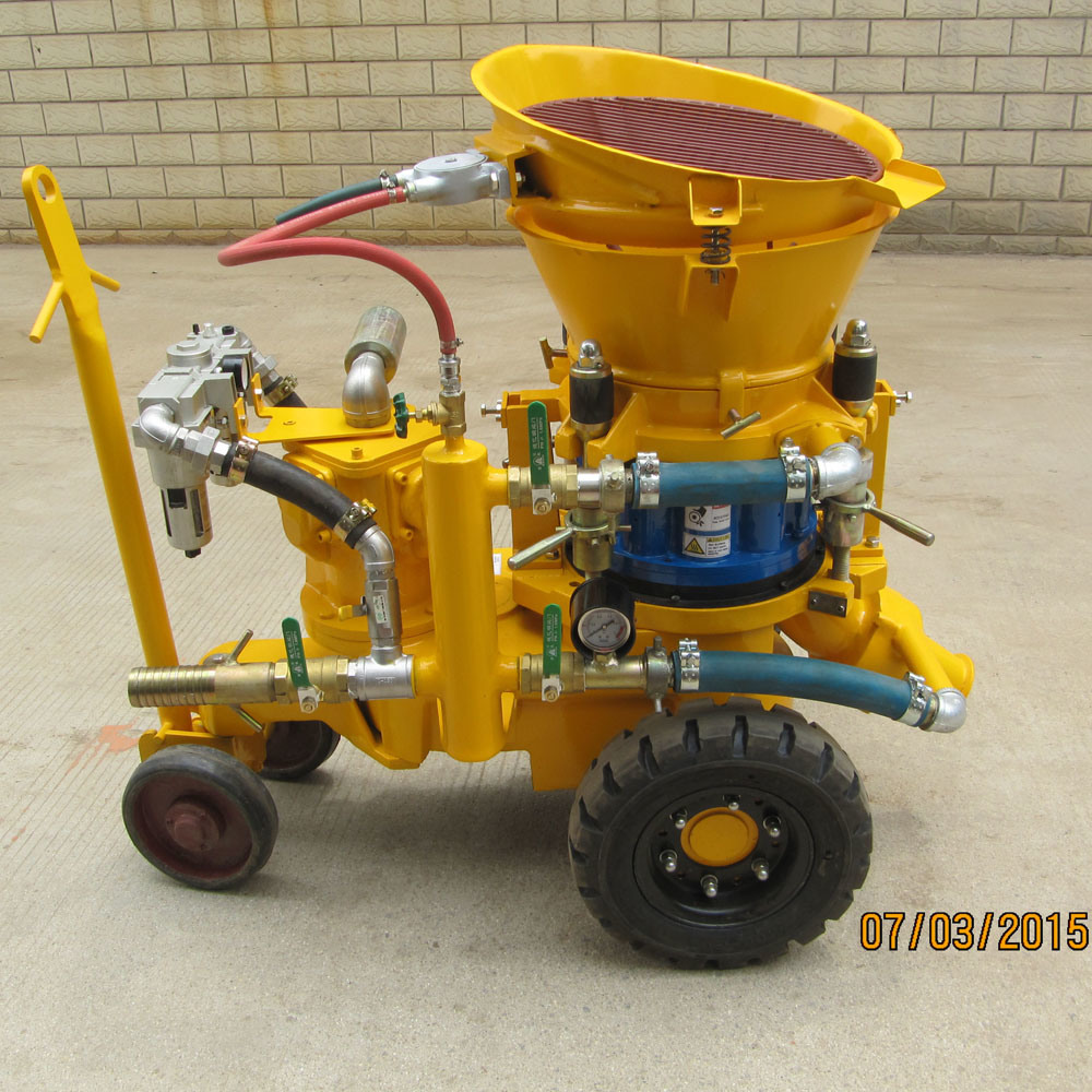 Shotcrete Machine (PZ-3)