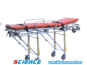 Ambulance Emergency Stretcher for Ambulance Car Sc-Es11