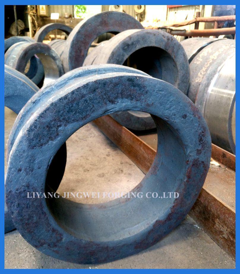 Pellet Machine Ring Die Forged Rings