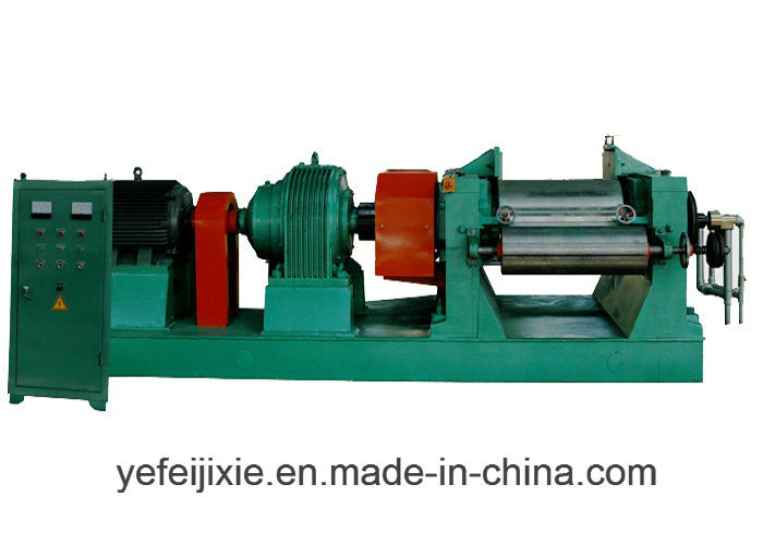 China Open Rubber Mixing Mill Machine