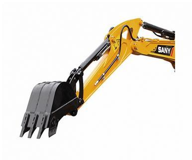 Sany Sy16 Lower Fuel Hydraulic Crawler Excavator