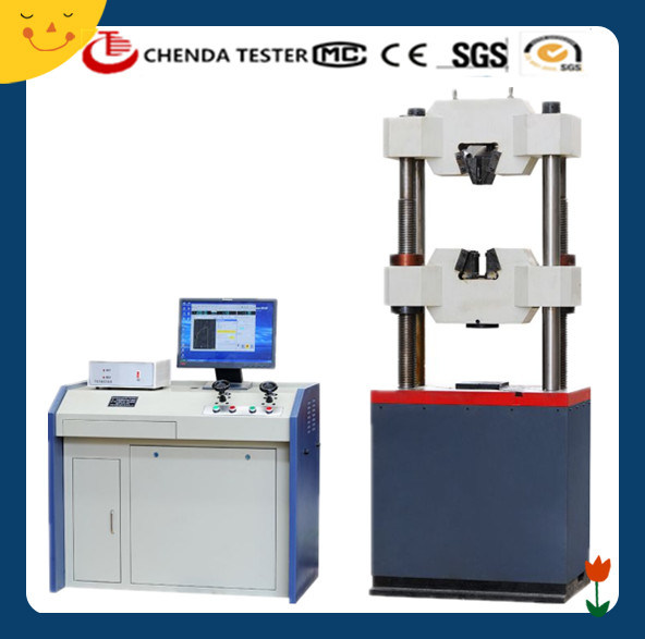 Wew-1000b Computer Display Hydraulic Universal Testing Machine