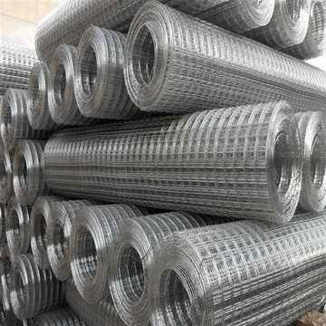 Carbon Steel Galvanized Welded Wire Mesh / Galvanized Welded Mesh (XM-04)