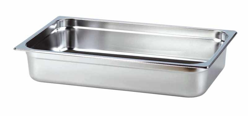 Stainless Steel Gastronorm Pan 1/1, 100 (YG11-4CT)