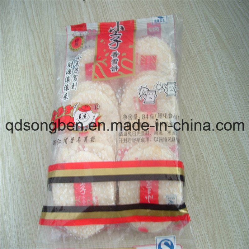 Chocolate Bar Assembly Packing/Packaging Machine (SFJ)