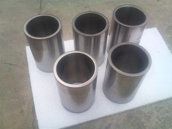 Tungsten Molybdenum Alloy Crucible for Sale